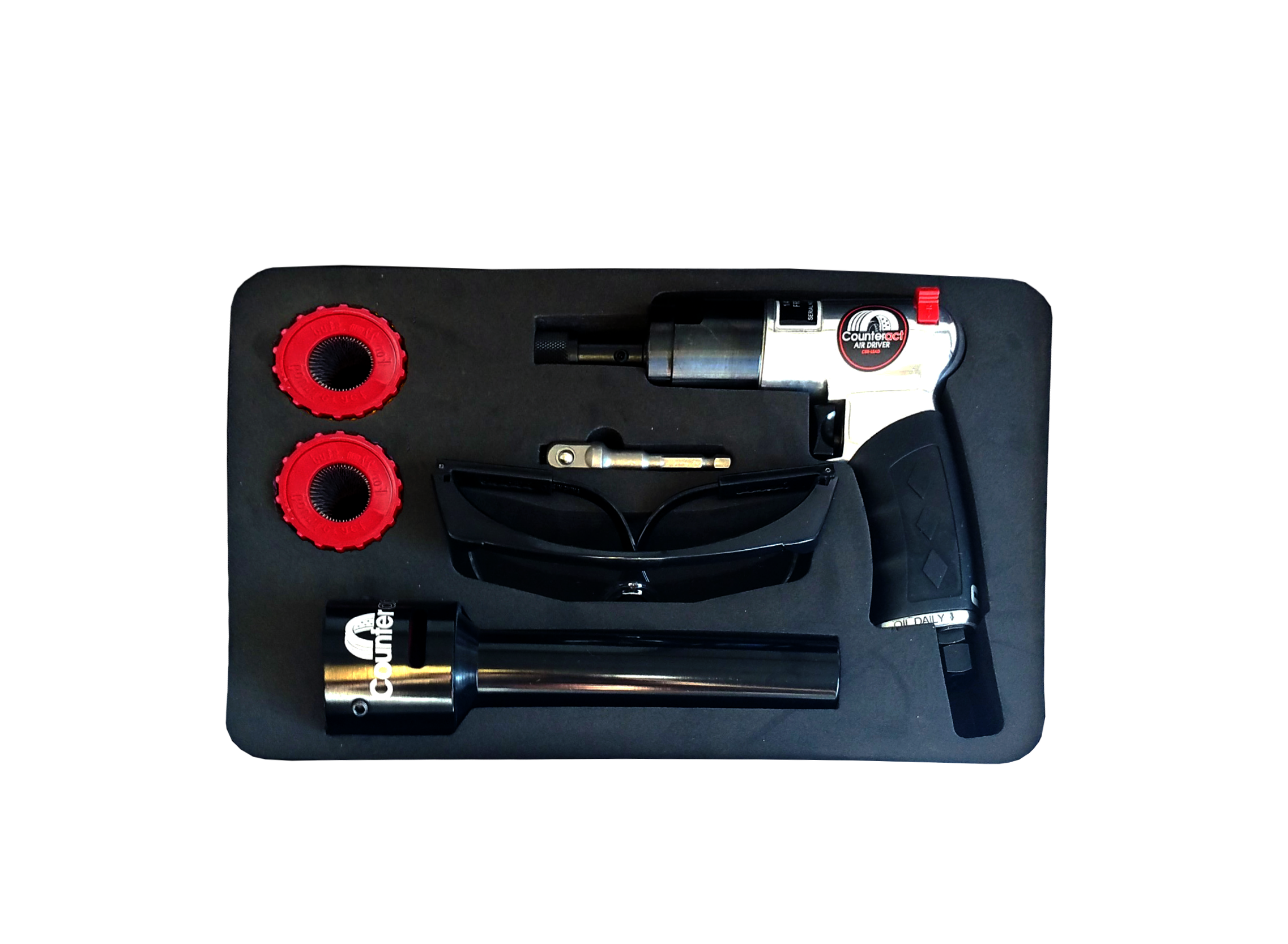 SBCK-AD Stud Cleaning Kit with Air Driver Image